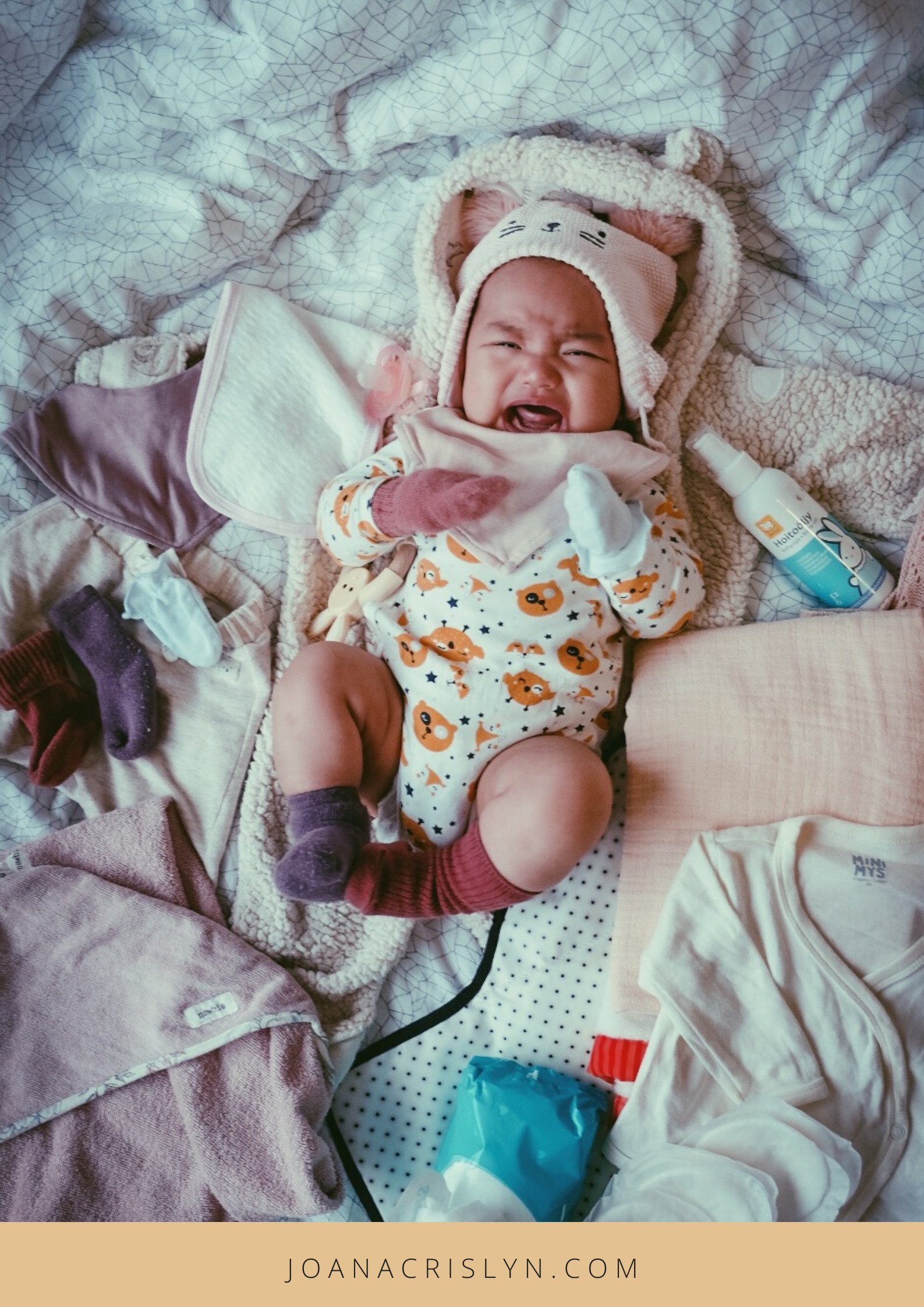 Newborn Essentials: What We Do And Don't Need